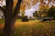 Forbury Gardens In Autumn
